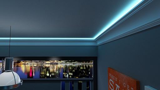 Listwy oświetleniowe - nowoczesne rozwiązanie dekoracyjne